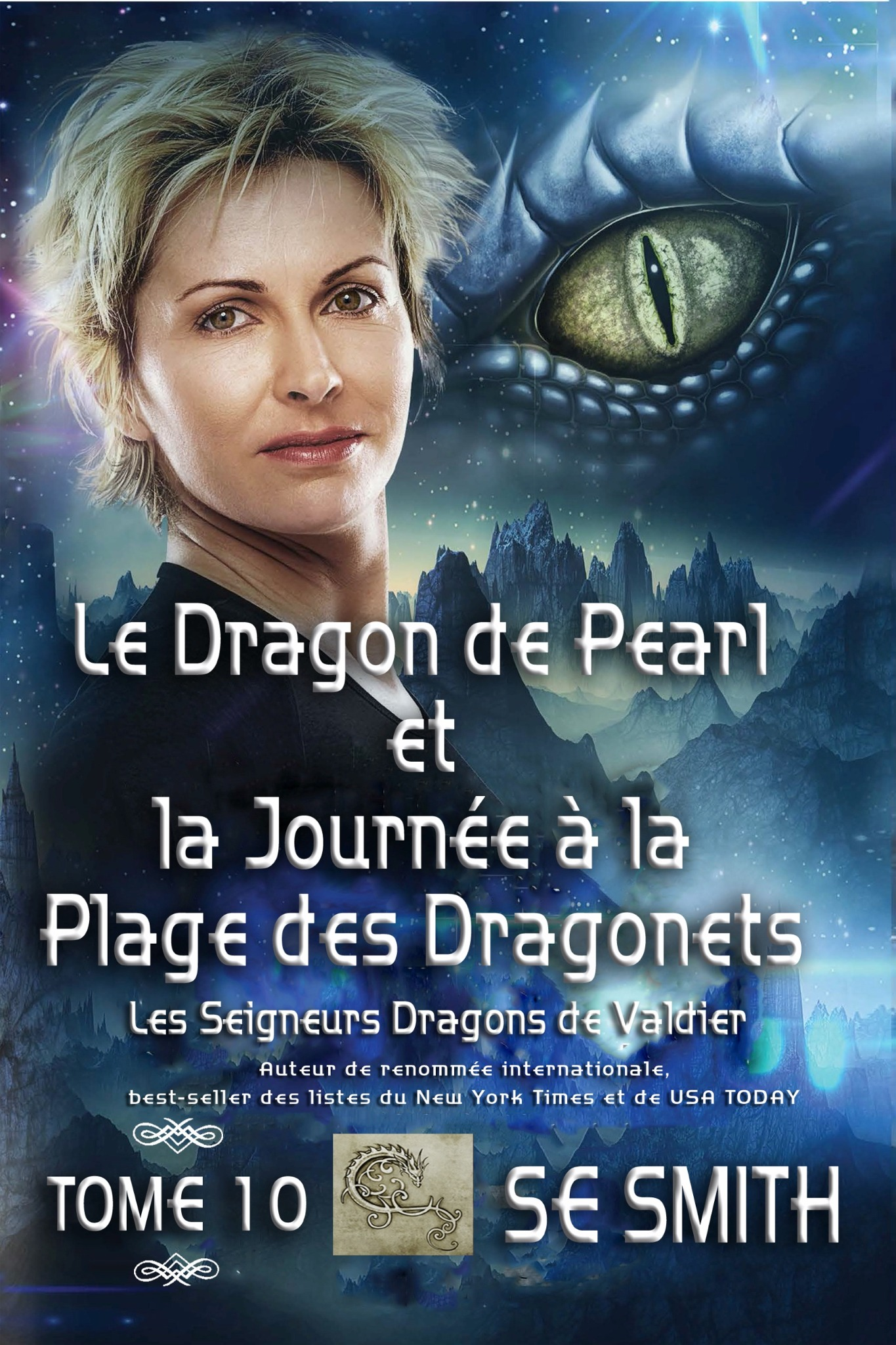 Le Dragon de Pearl:  Les Seigneurs Dragons de Valdier Tome 10 (ebook: Kindle et epub)