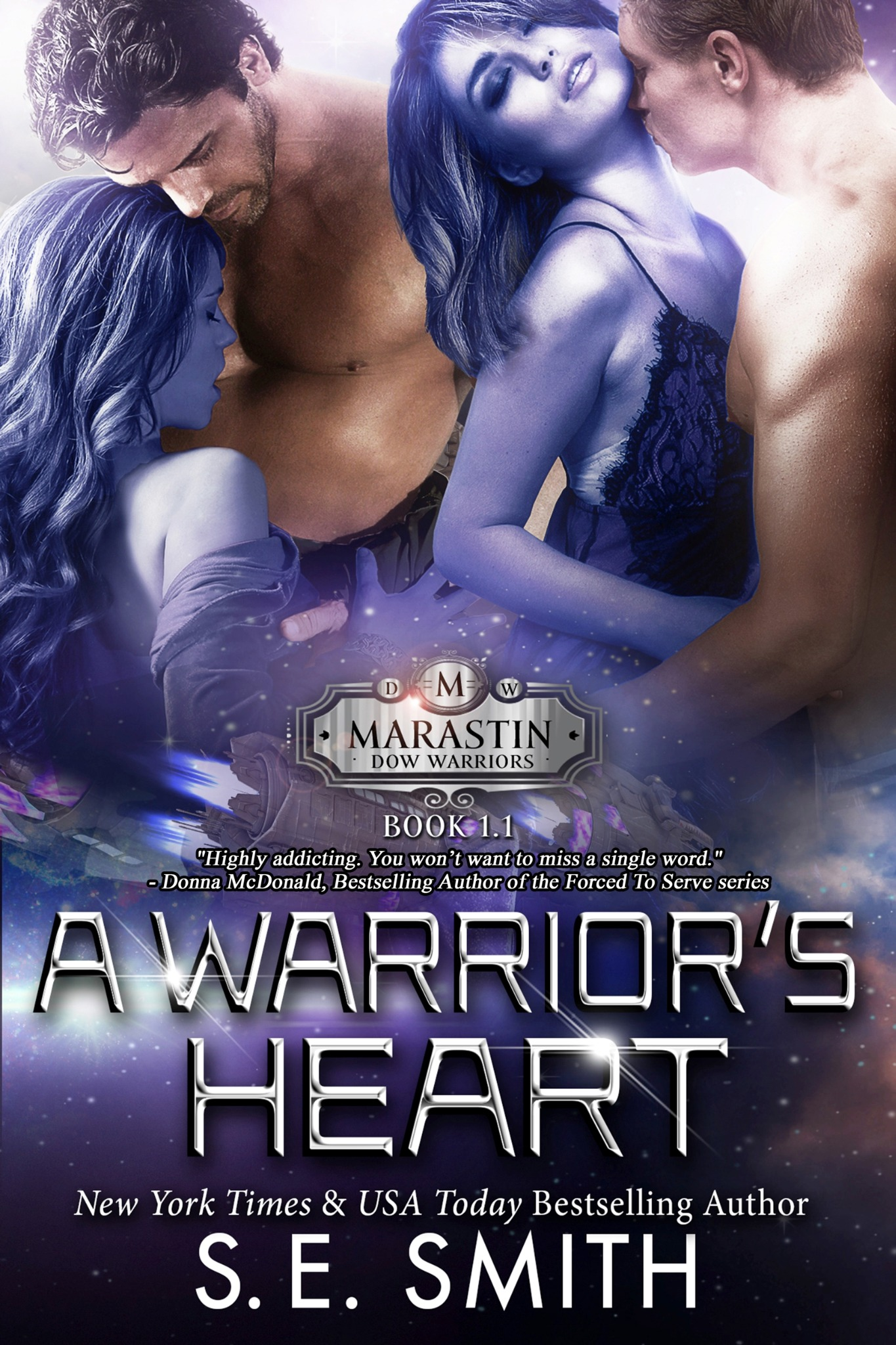 A Warrior's Heart: Marastin Dow Book 1.1 (ebook: Kindle and epub)