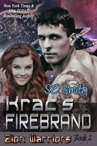 Krac's Firebrand: Zion Warriors Book 2 (ebook: Kindle and epub)