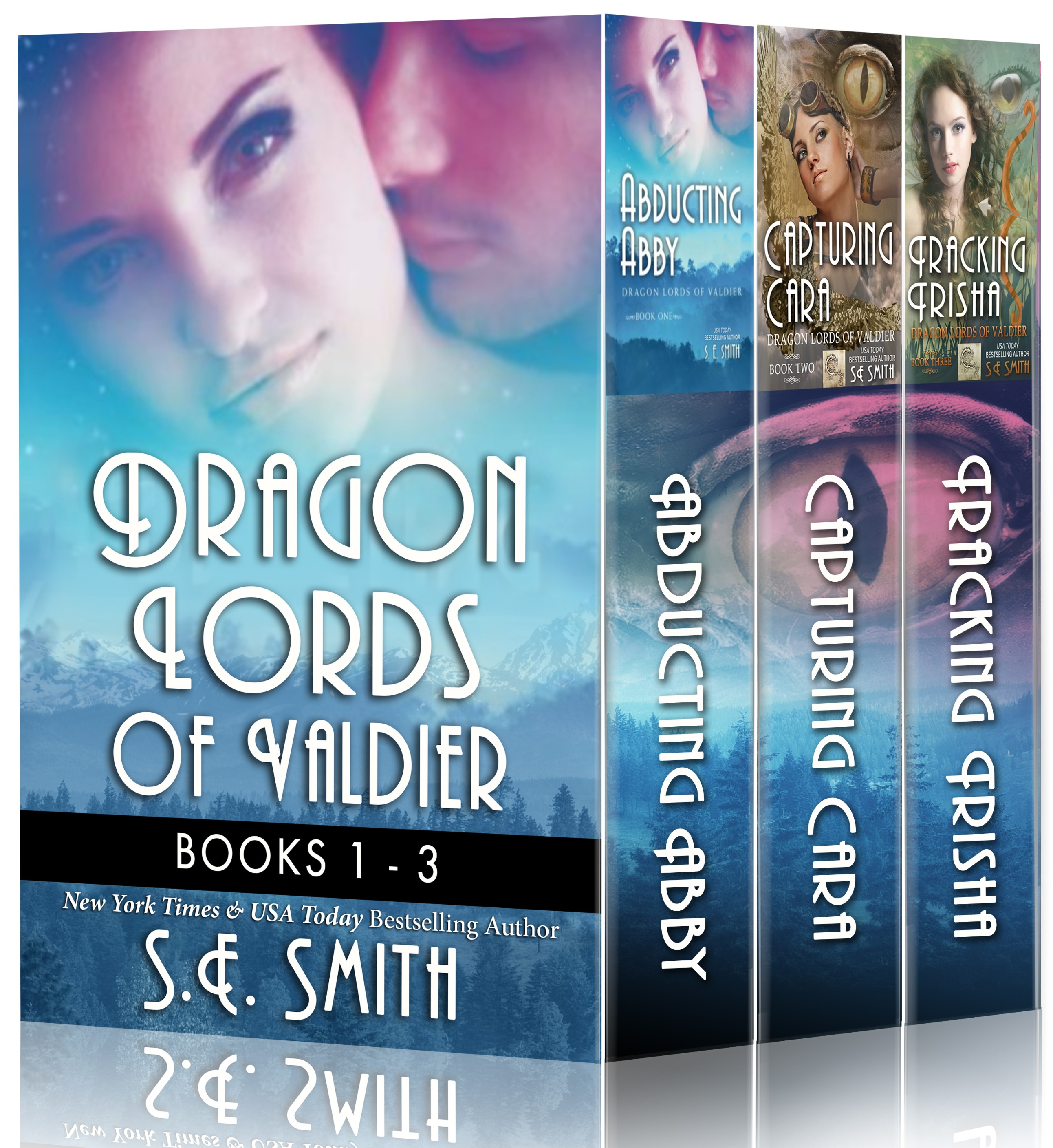 Dragon Lords of Valdier Books 1-3 Boxed set