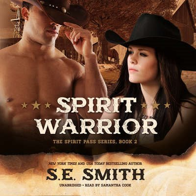 Spirit Warrior: Spirit Pass Book 2 (Audiobook CD)