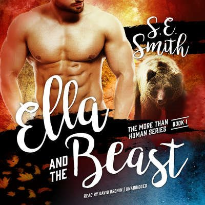 Ella and the Beast: More than Human Book 1 (Audiobook CD)