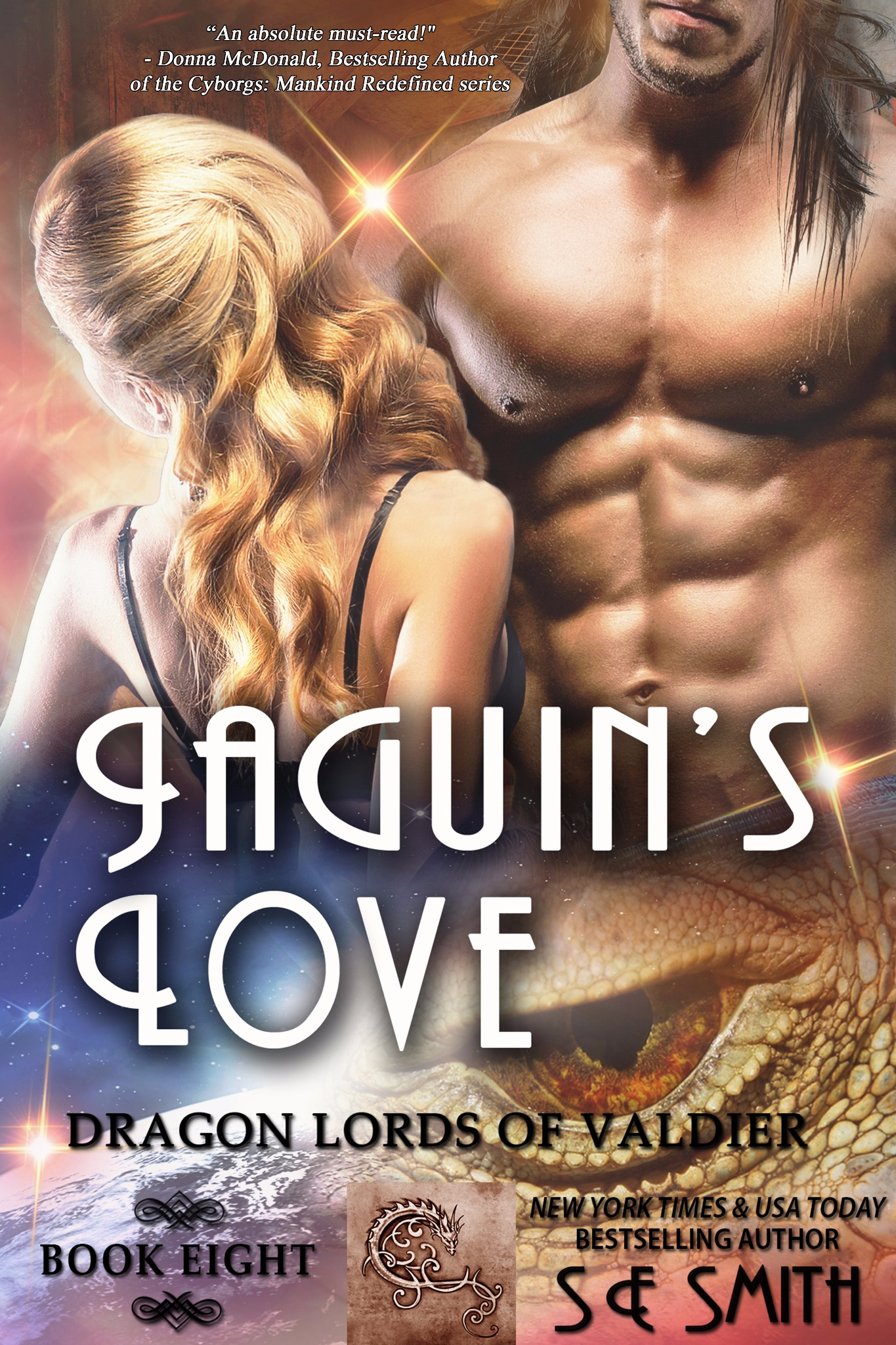 Jaguin's Love: Dragon Lords of Valdier Book 8 (Paperback)