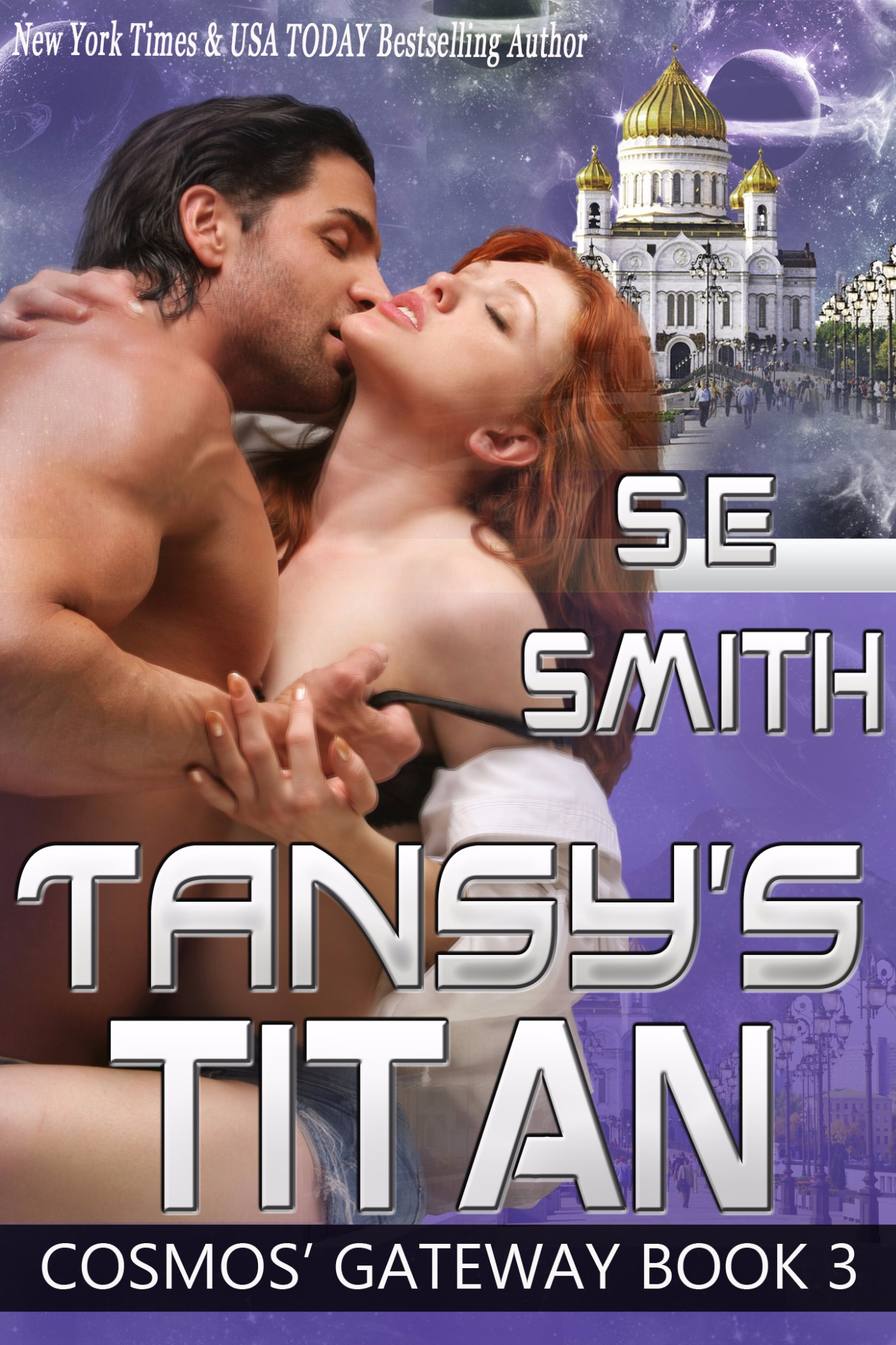 Tansy's Titan: Cosmos' Gateway Book 3 (Ebook: Kindle and epub)