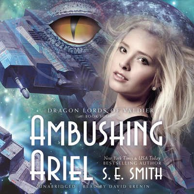 Ambushing Ariel: Dragon Lords of Valdier Book 4 (Audiobook CD)