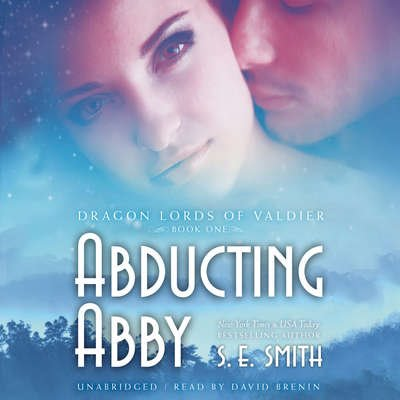 Abducting Abby: Dragon Lords of Valdier Book 1 (Audiobook CD)