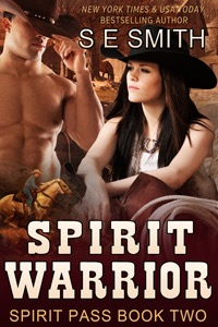 Spirit Warrior: Spirit Pass Book 2 (ebook: Kindle and epub)