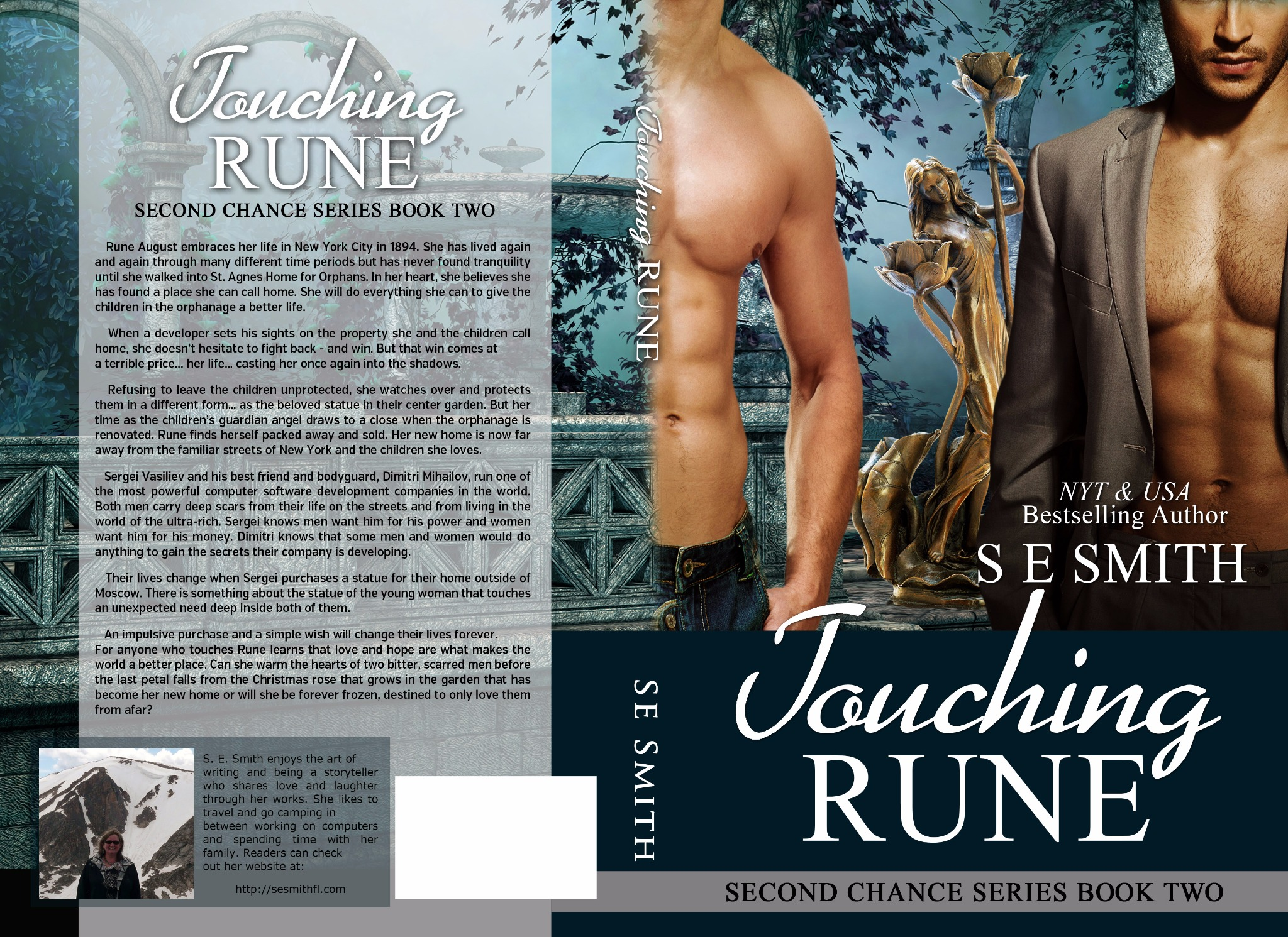 Touching Rune: Second Chances Book 2 (Paperback)