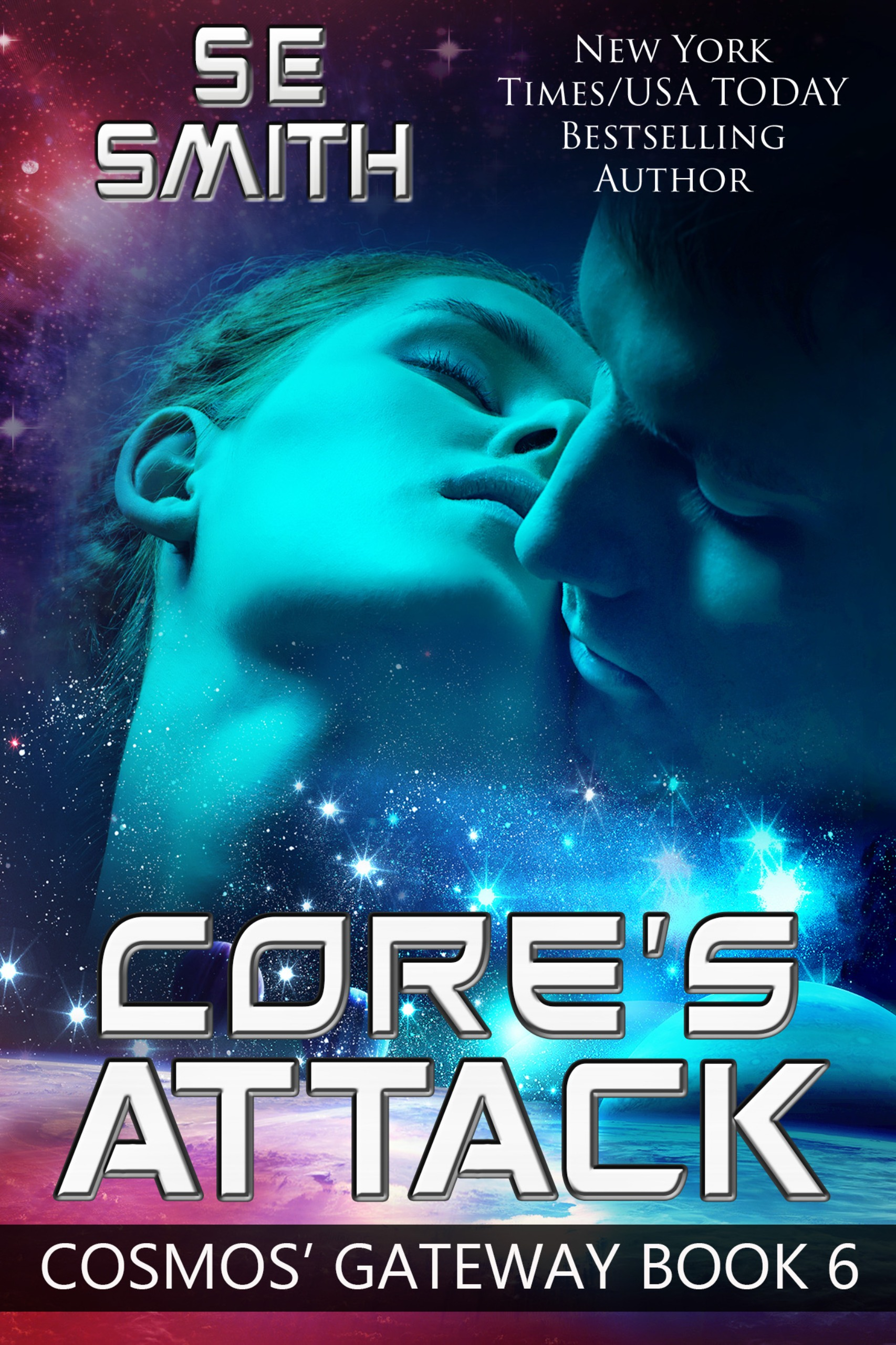Core's Attack: Cosmos' Gateway Book 6 (ebook: Kindle and epub)