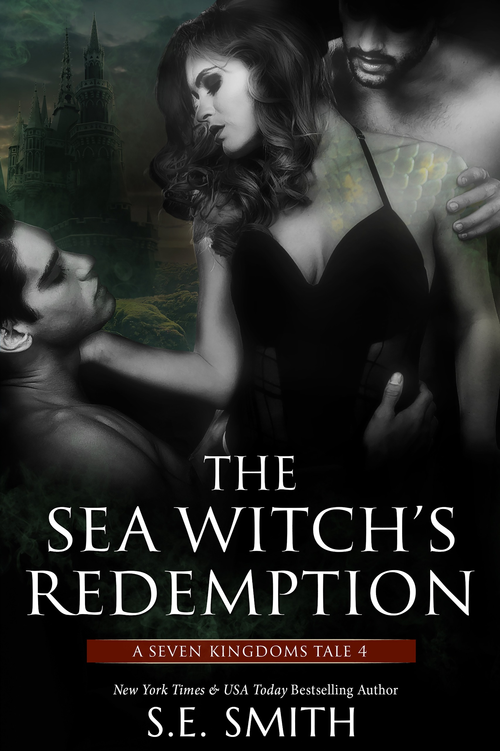 The Sea Witch's Redemption: Seven Kingdoms Tale 4 (ebook: kindle and epub)