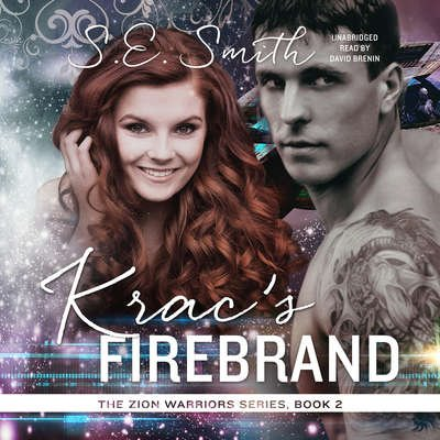 Krac's Firebrand: Zion Warriors Book 2 (Audiobook CD)