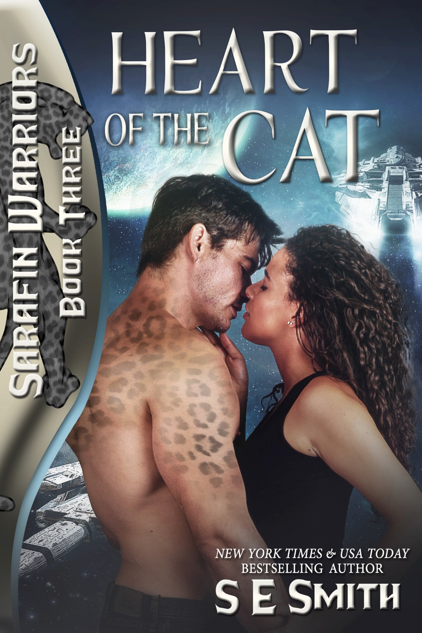Heart of the Cat: Sarafin Warriors Book 3 (ebook: Kindle and epub)