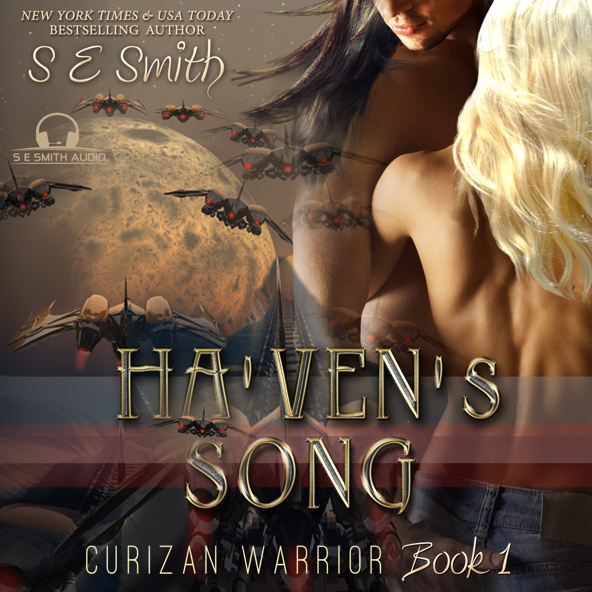 Ha'ven's Song: Curizan Warrior Book 1 (Audiobook CD)