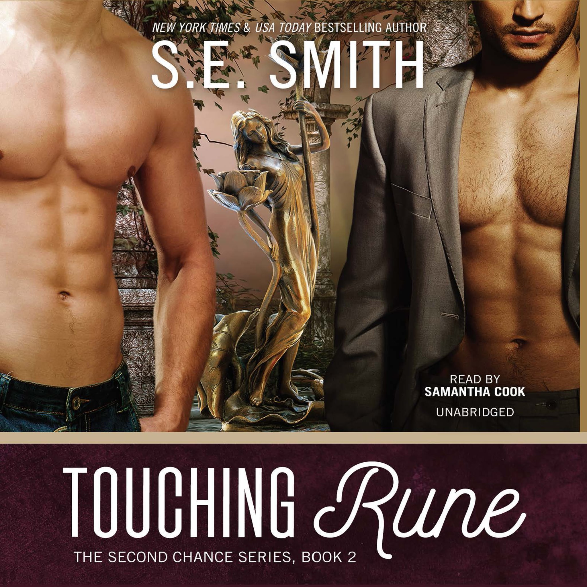 Touching Rune: Second Chances Book 2 (Audiobook CD)