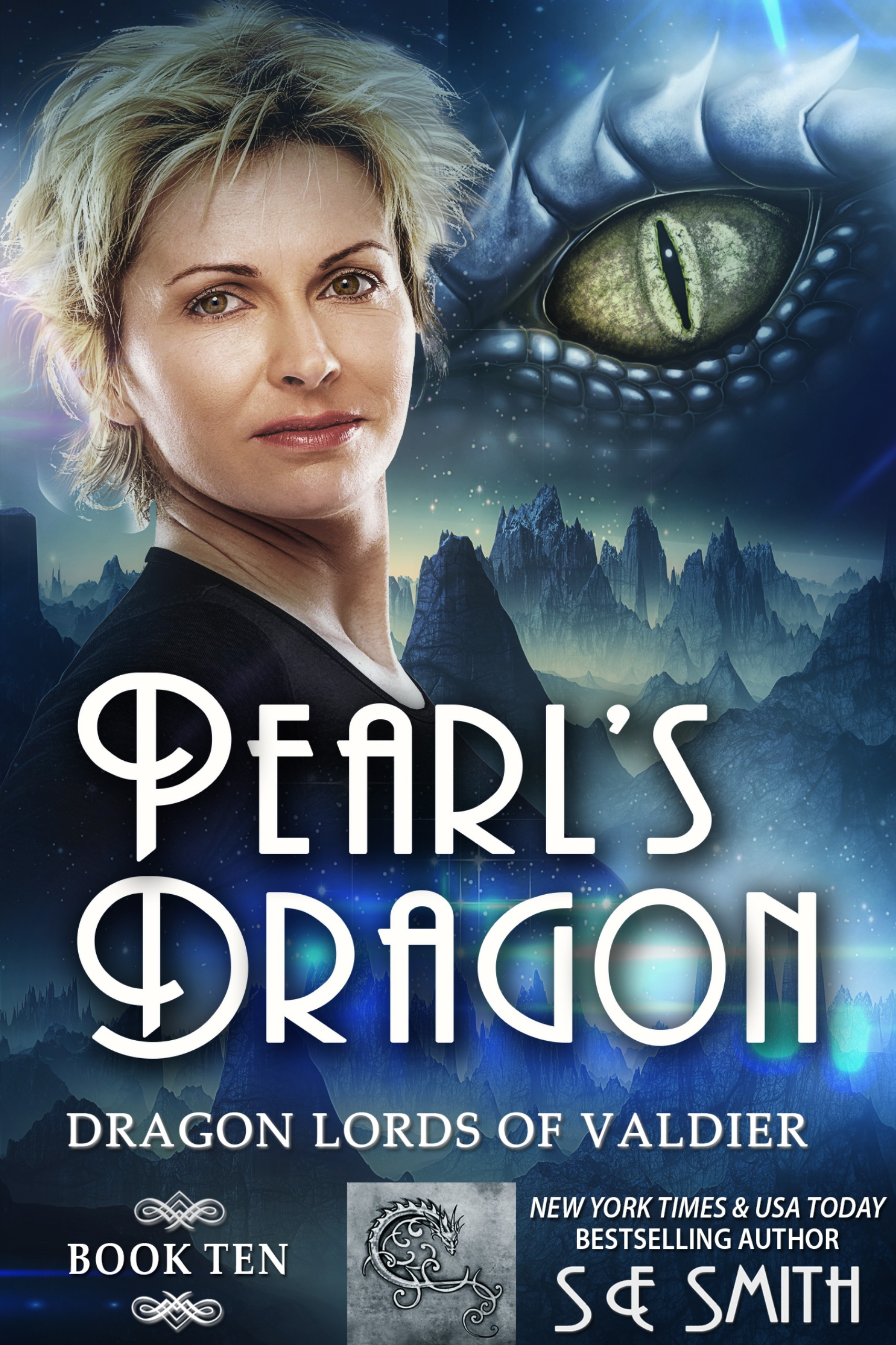 Pearl's Dragon: Dragon Lords of Valdier Book 10 (ebook: Kindle and epub)