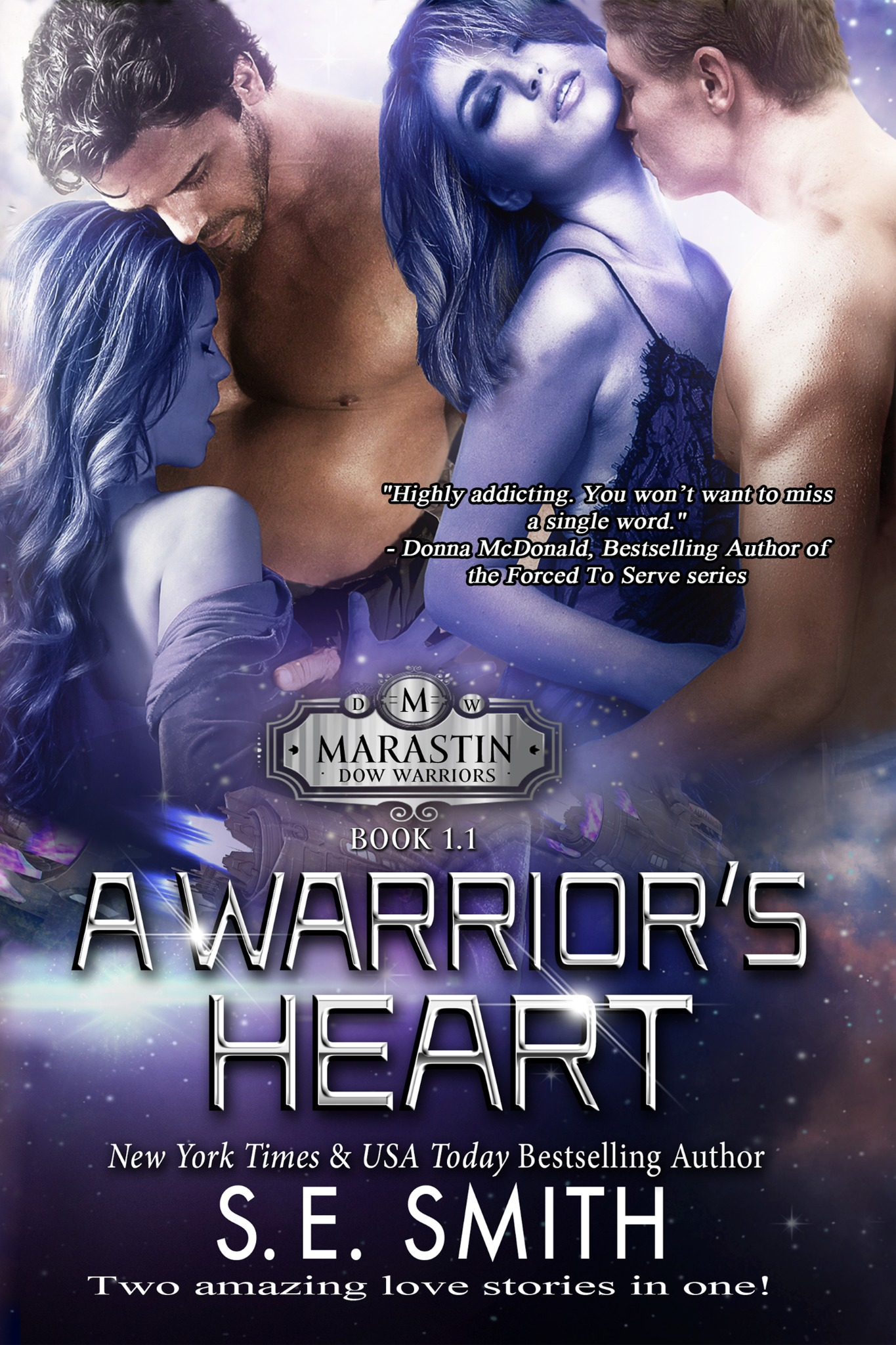A Warrior's Heart: Marastin Dow Book 1.1 (Paperback)