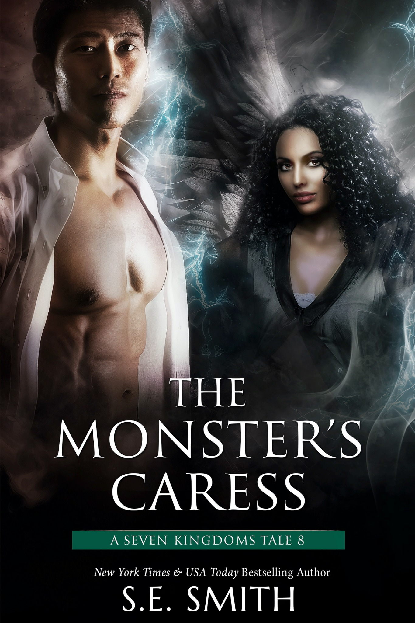 The Monster's Caress: A Seven Kingdoms Tale 8 (ebook: kindle and epub)