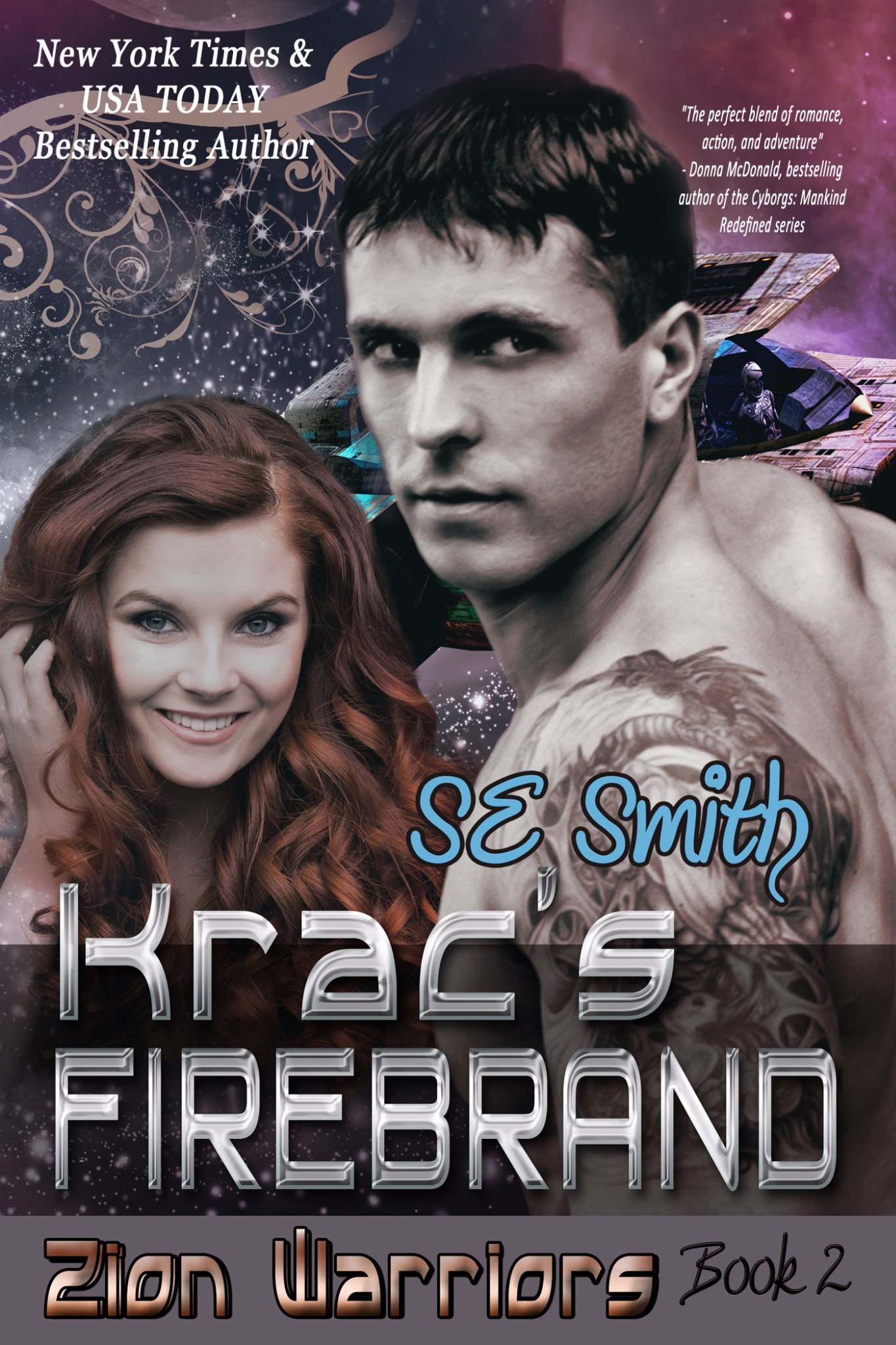 Krac's Firebrand: Zion Warriors Book 2 (paperback)