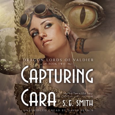 Capturing Cara: Dragon Lords of Valdier Book 2 (Audiobook CD)