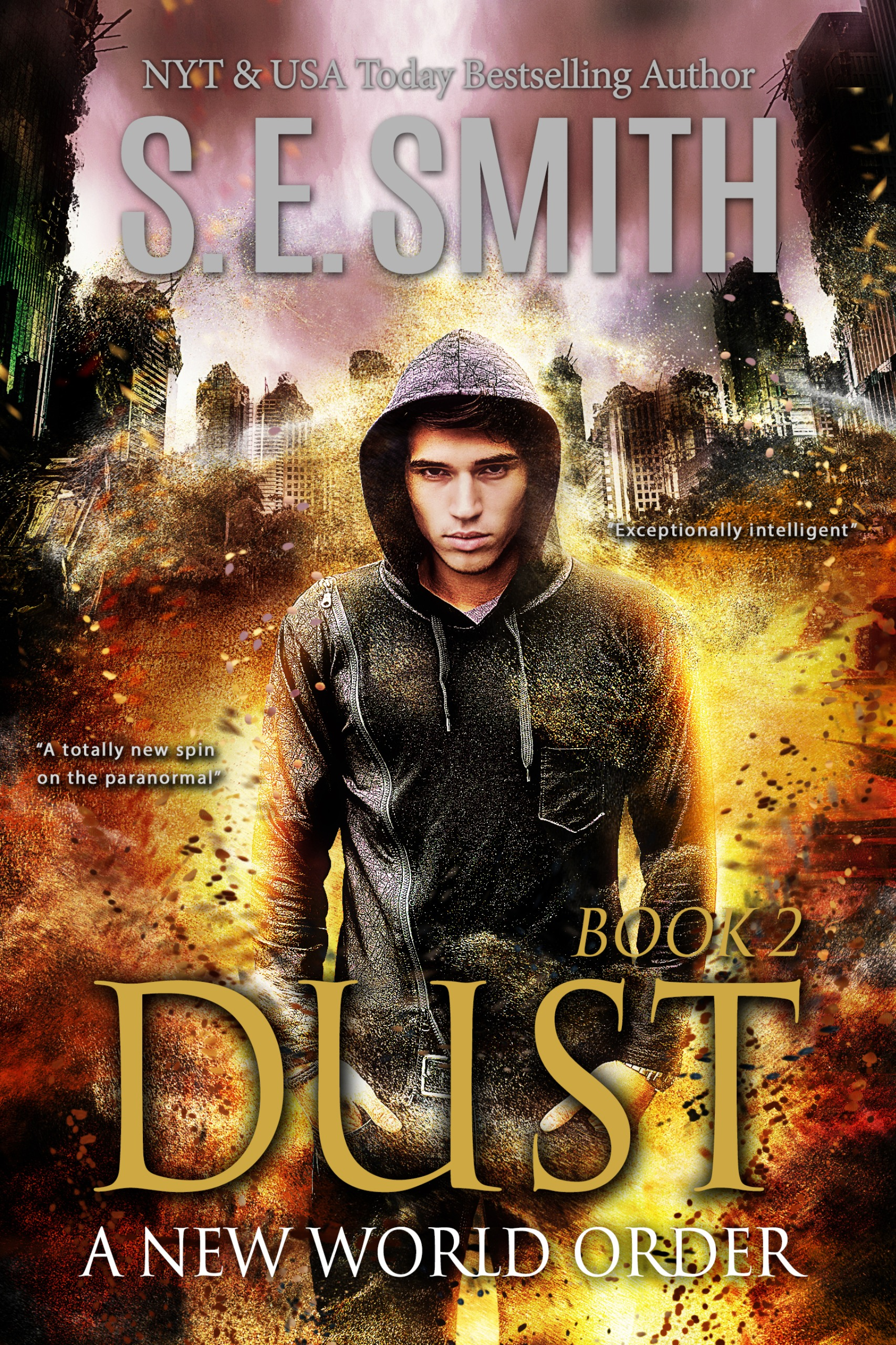 Dust: A New World Order: The Dust Series Book 2 (ebook: Kindle and epub)