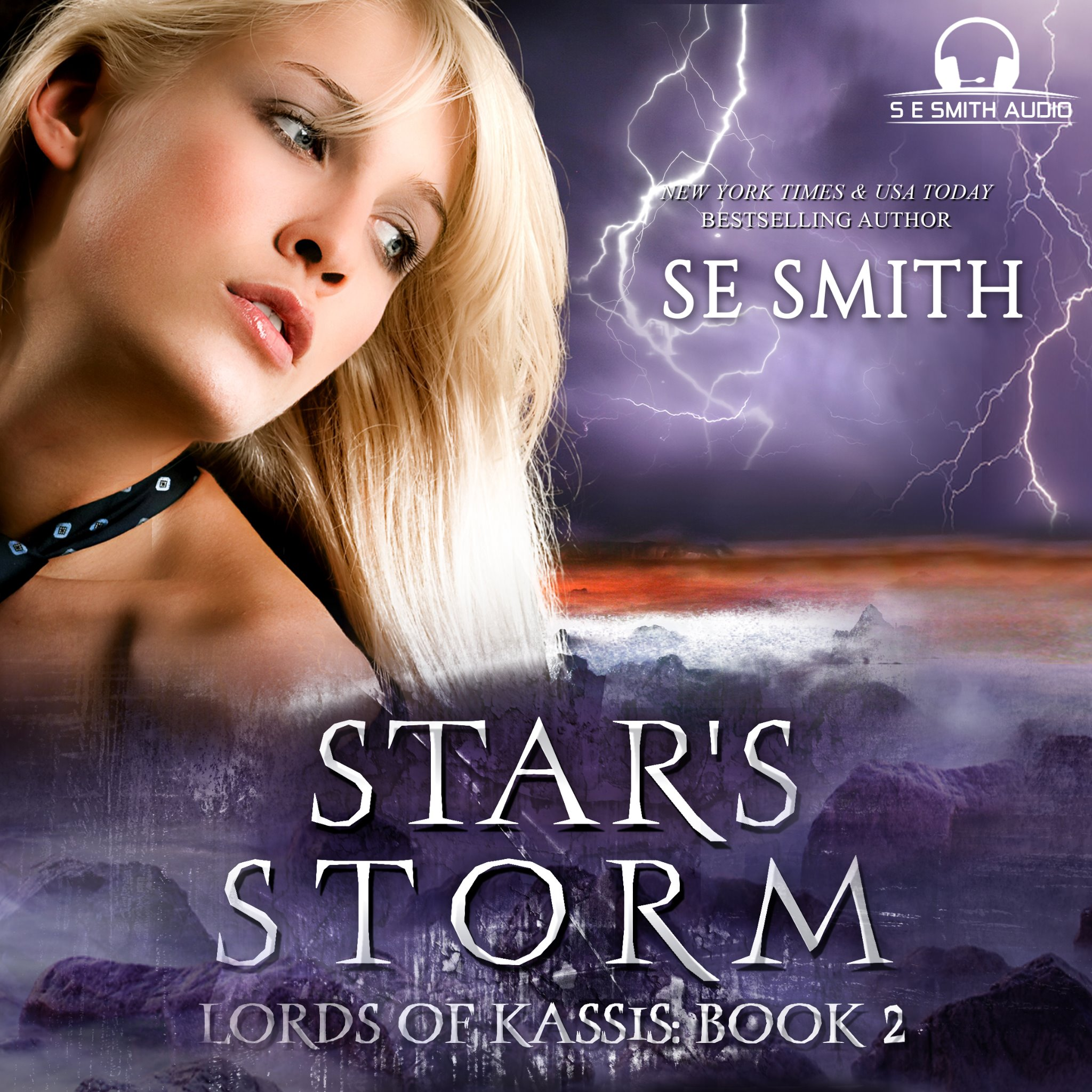 Star's Storm: Lords of Kassis Book 2 (Audiobook CD)