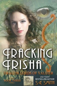 Tracking Trisha: Dragon Lords of Valdier Book 3 (ebook: Kindle and epub)