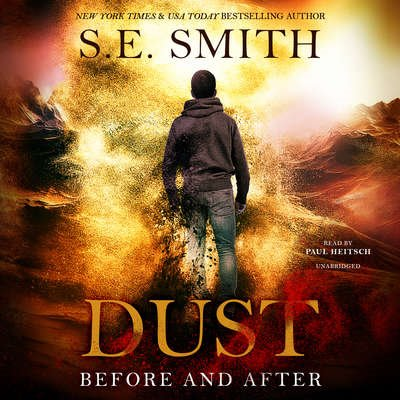 Dust: Before and After (Audiobook CD)
