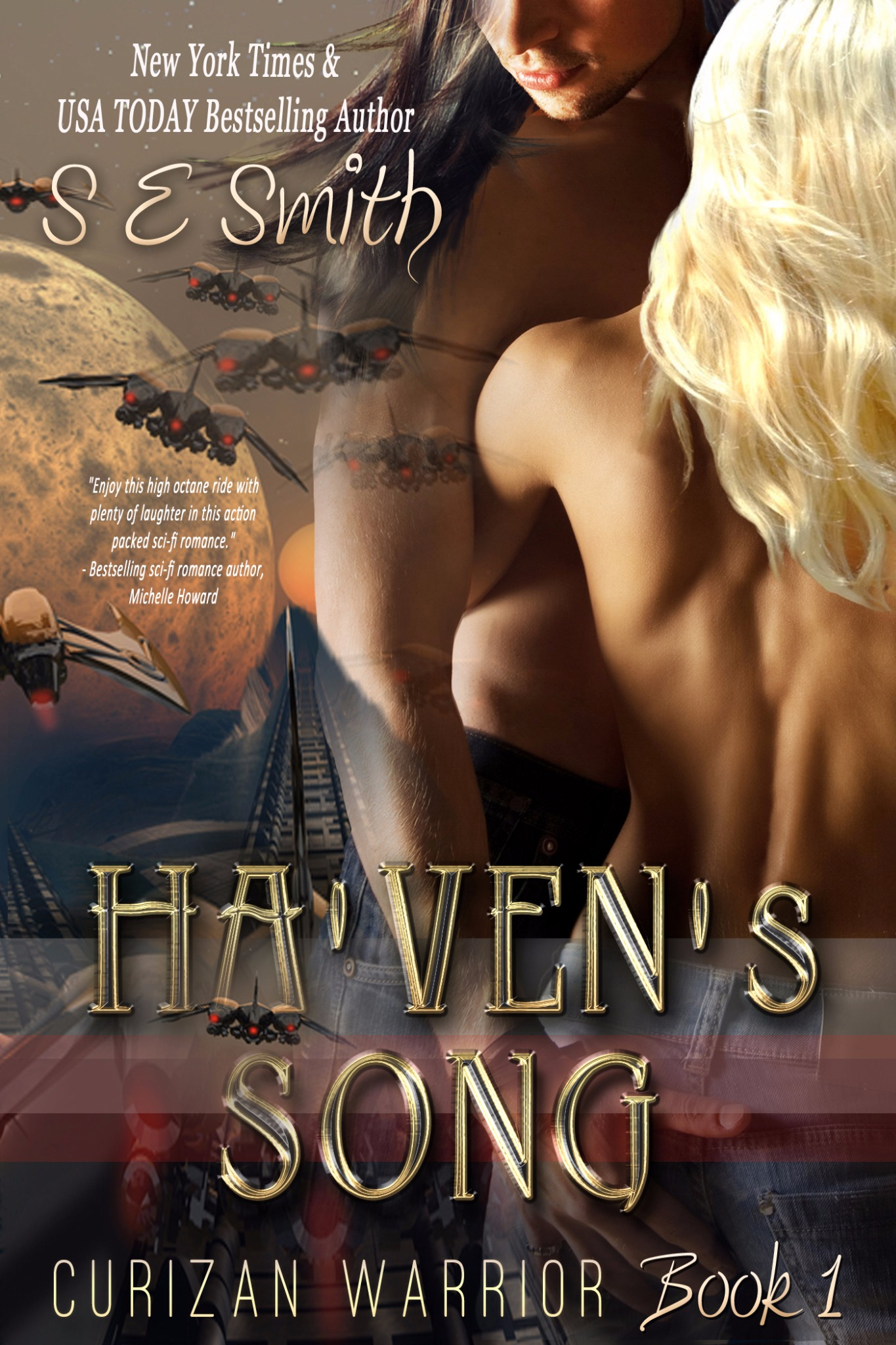 Ha'ven's Song: Curizan Warrior Book 1 (Paperback)