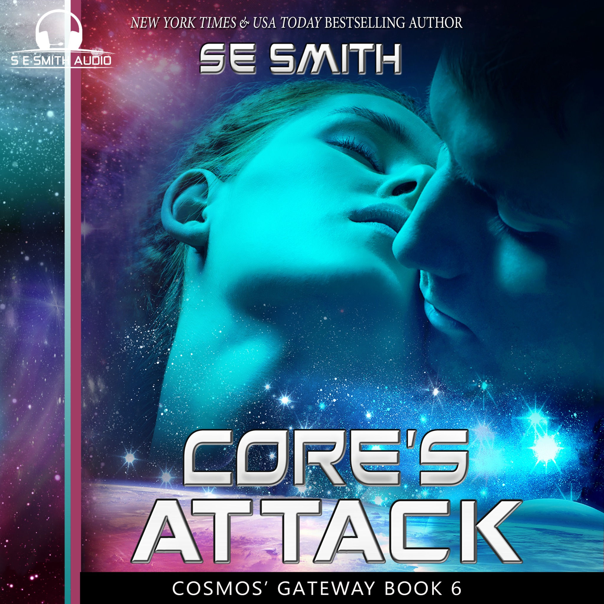Core's Attack: Cosmos' Gateway Book 6 (Audiobook CD)