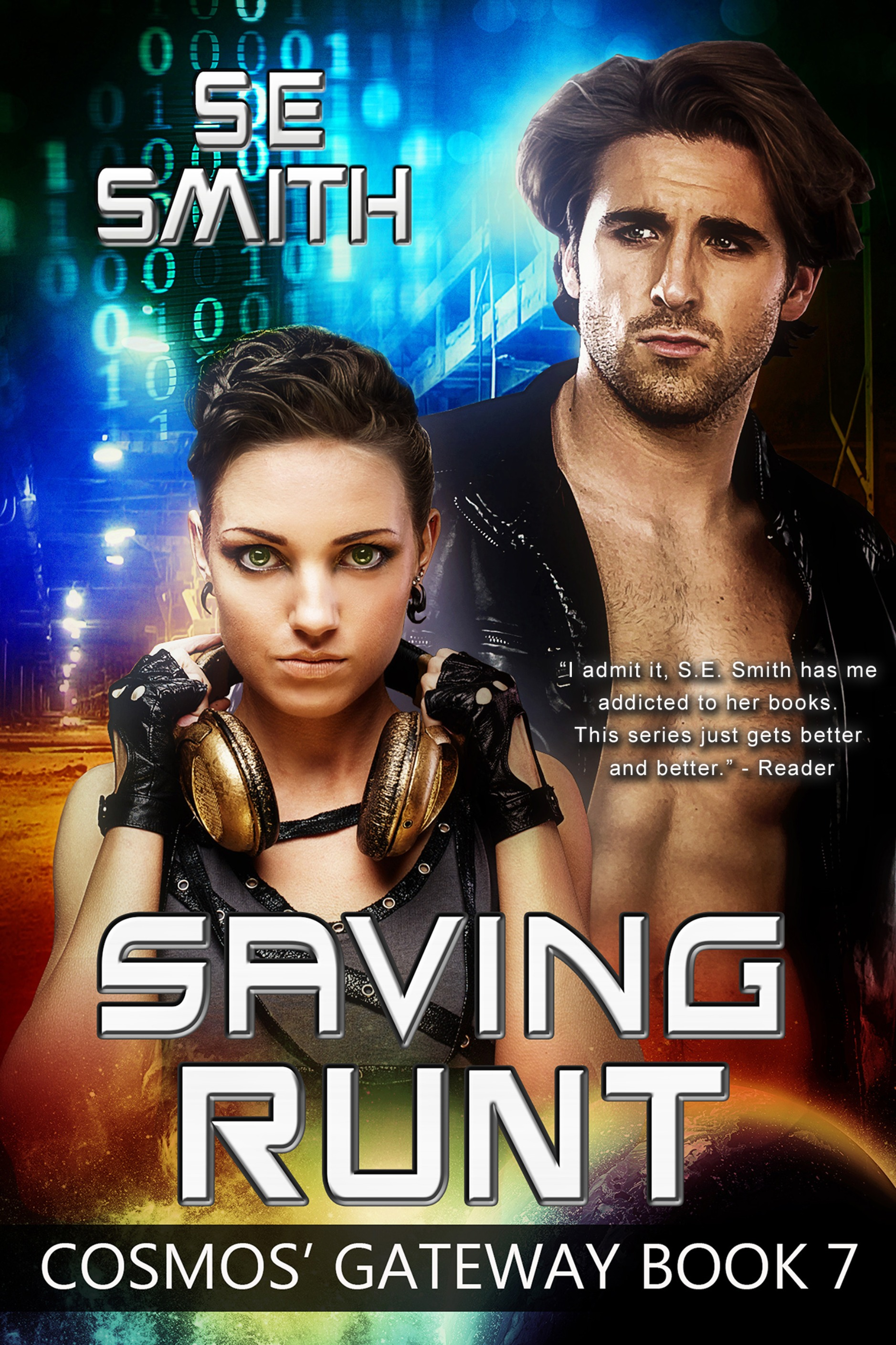 Saving Runt: Cosmos' Gateway Book 7 (ebook: Kindle and epub)