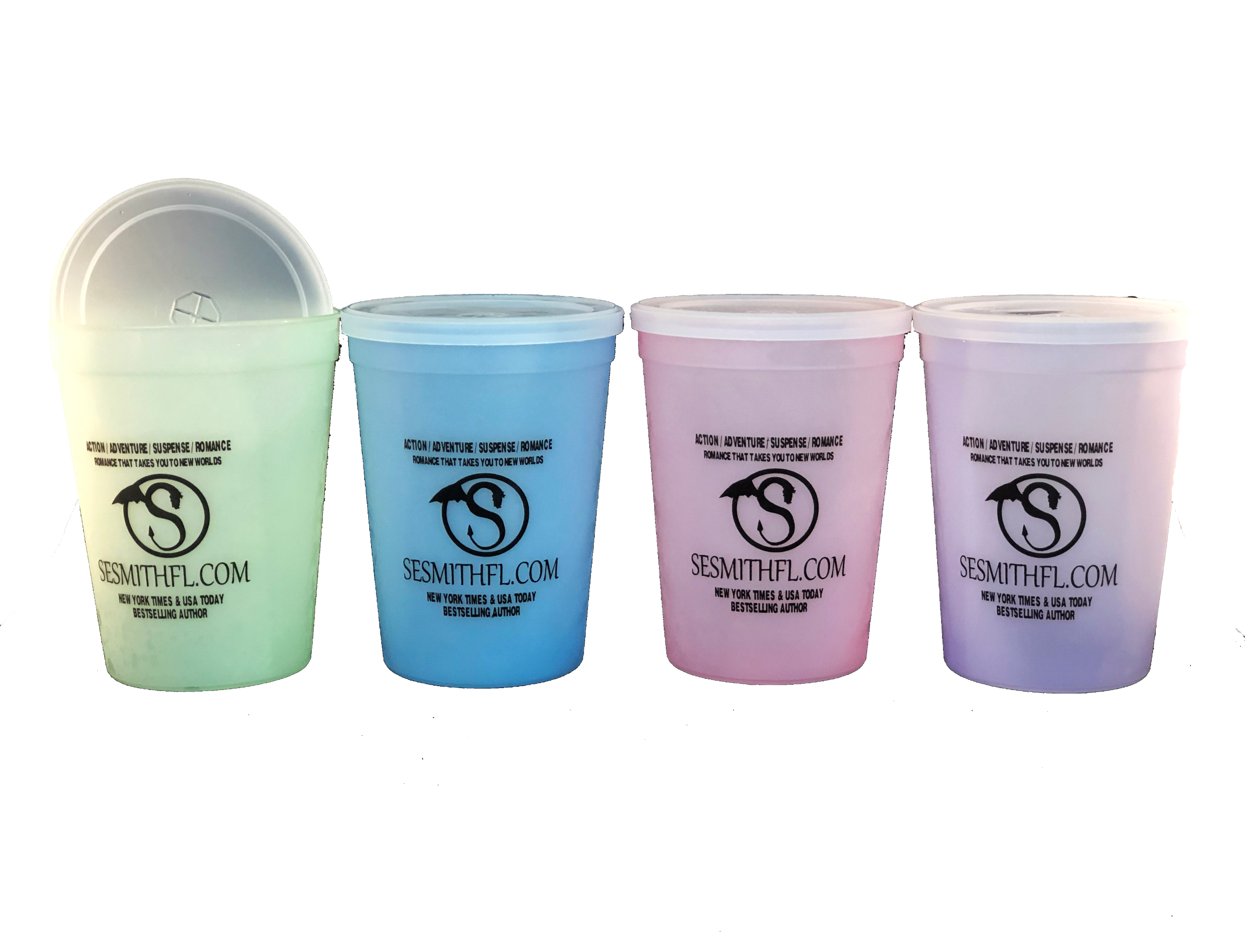 Color Changing Mood Stadium Cup - 12 oz.