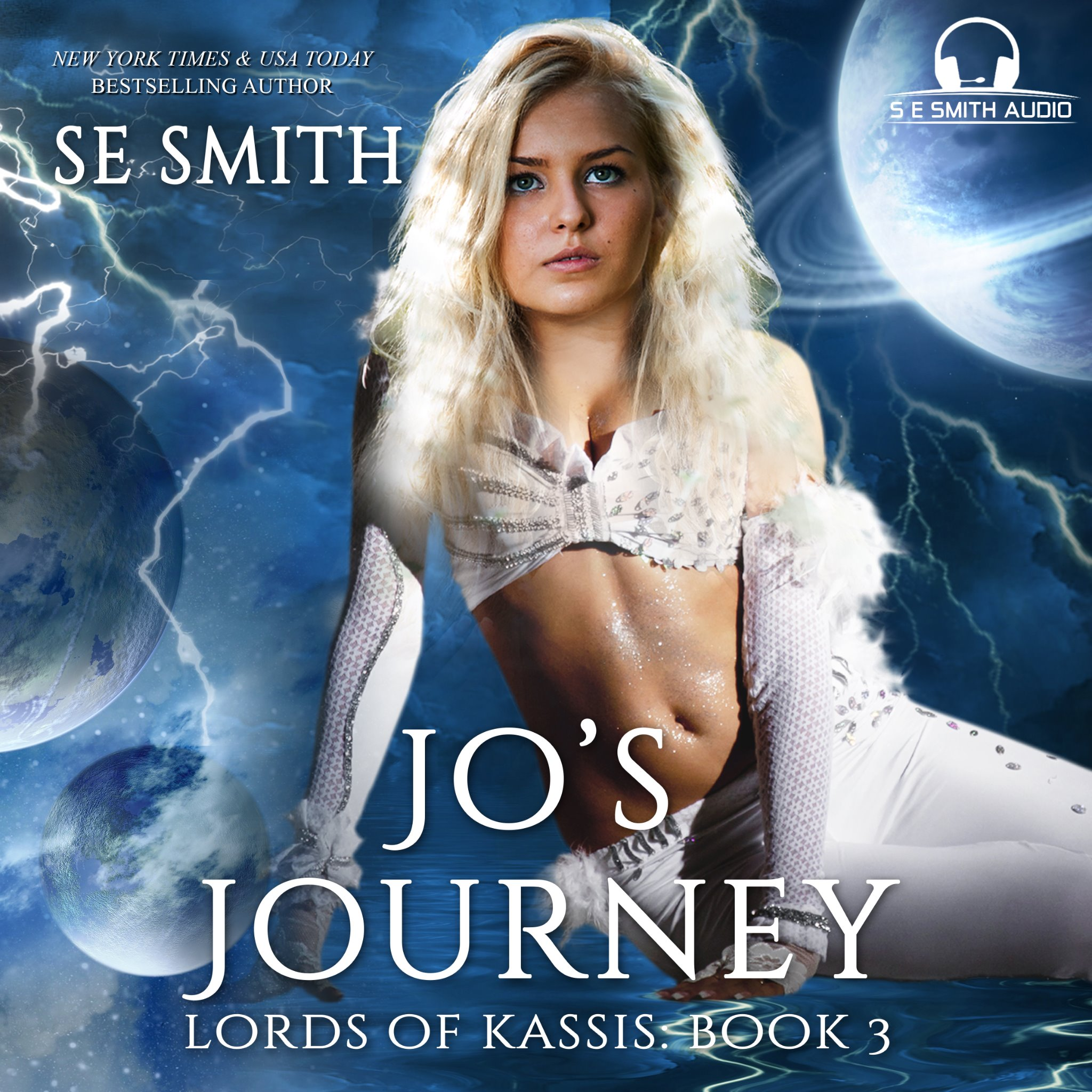 Jo's Journey: Lords of Kassis Book 3 (Audiobook CD)