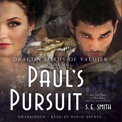 Paul's Pursuit: Dragon Lords of Valdier Book 6 (Audiobook CD)