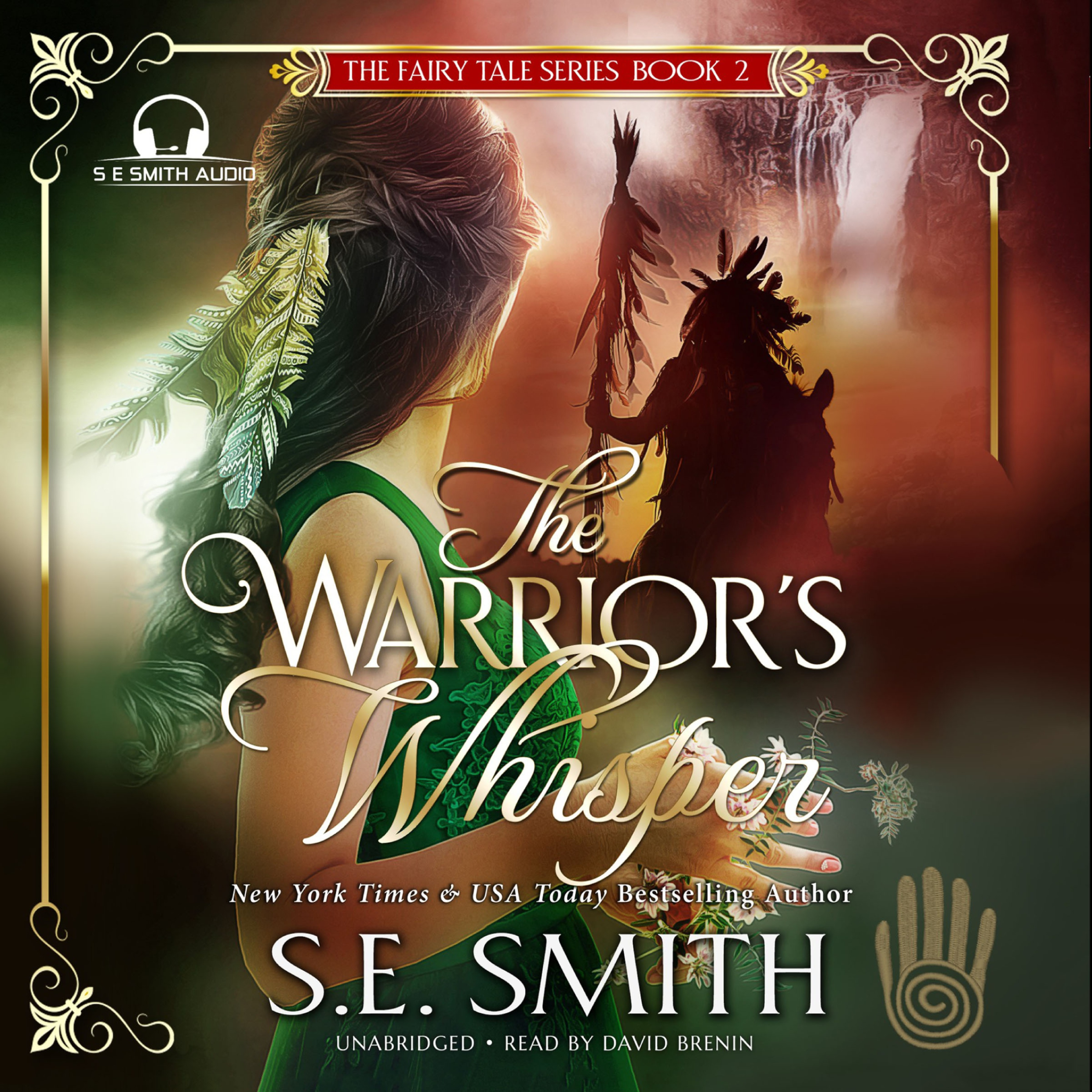 The Warrior's Whisper: Fairy Tale Series Book 2 Audiobook