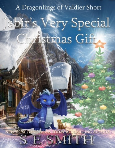 Jabir's Very Special Christmas Gift: A Dragonlings of Valdier Short (ebook: Kindle and epub)