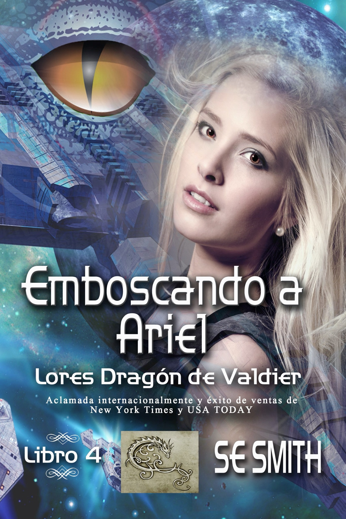 Emboscando a Ariel: Lores Dragón de Valdier, Libro 4 (ebook: Kindle y epub)