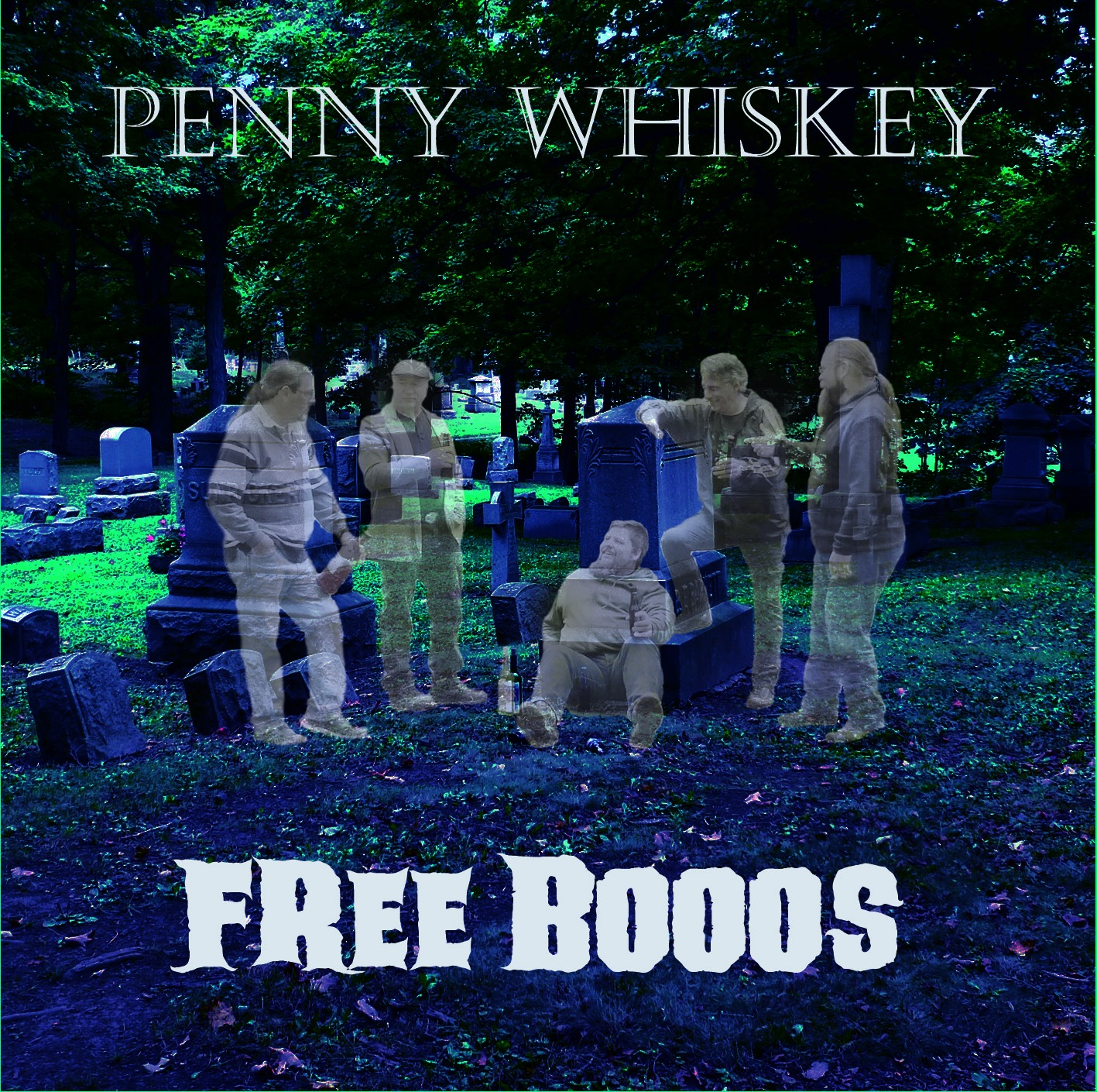 Penny Whiskey - Halloween CD - Free Booos