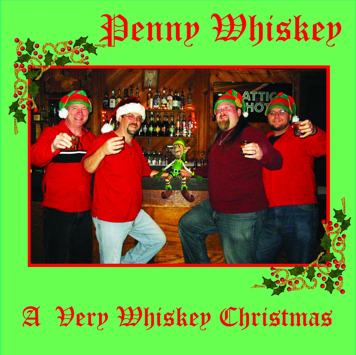 Penny Whiskey - A Very Whiskey Christmas