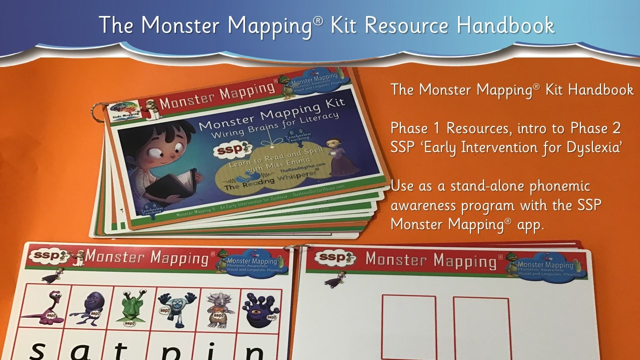 All you need for Phase 1 (Phonemic Awareness (and transition to Phase 2 (Phonics) - MM Resource Book