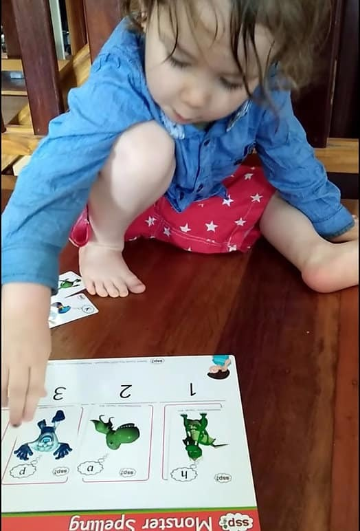 Code in a Box - @Home Phonics - for Parents - Steps to Reading Kit