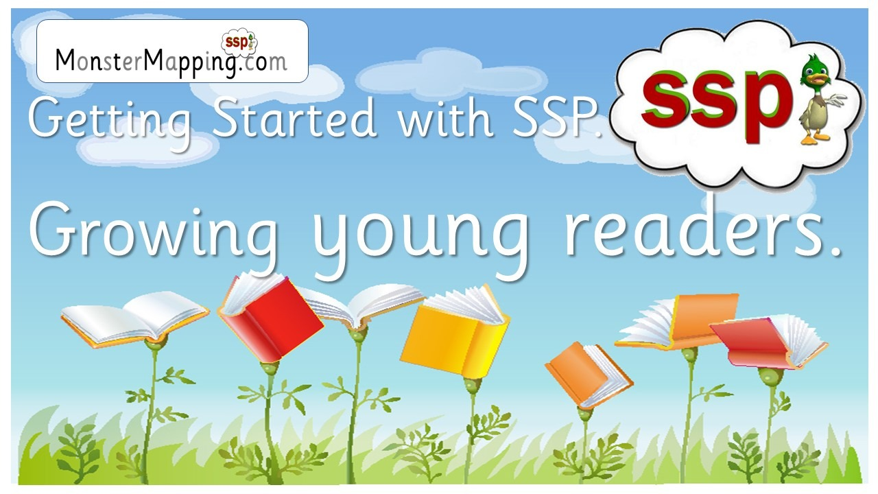 1 - Getting Started with SSP - Growing Readers ! Free Parent and Teacher Guide