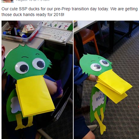 Free - How to make an SSP Duck Puppet