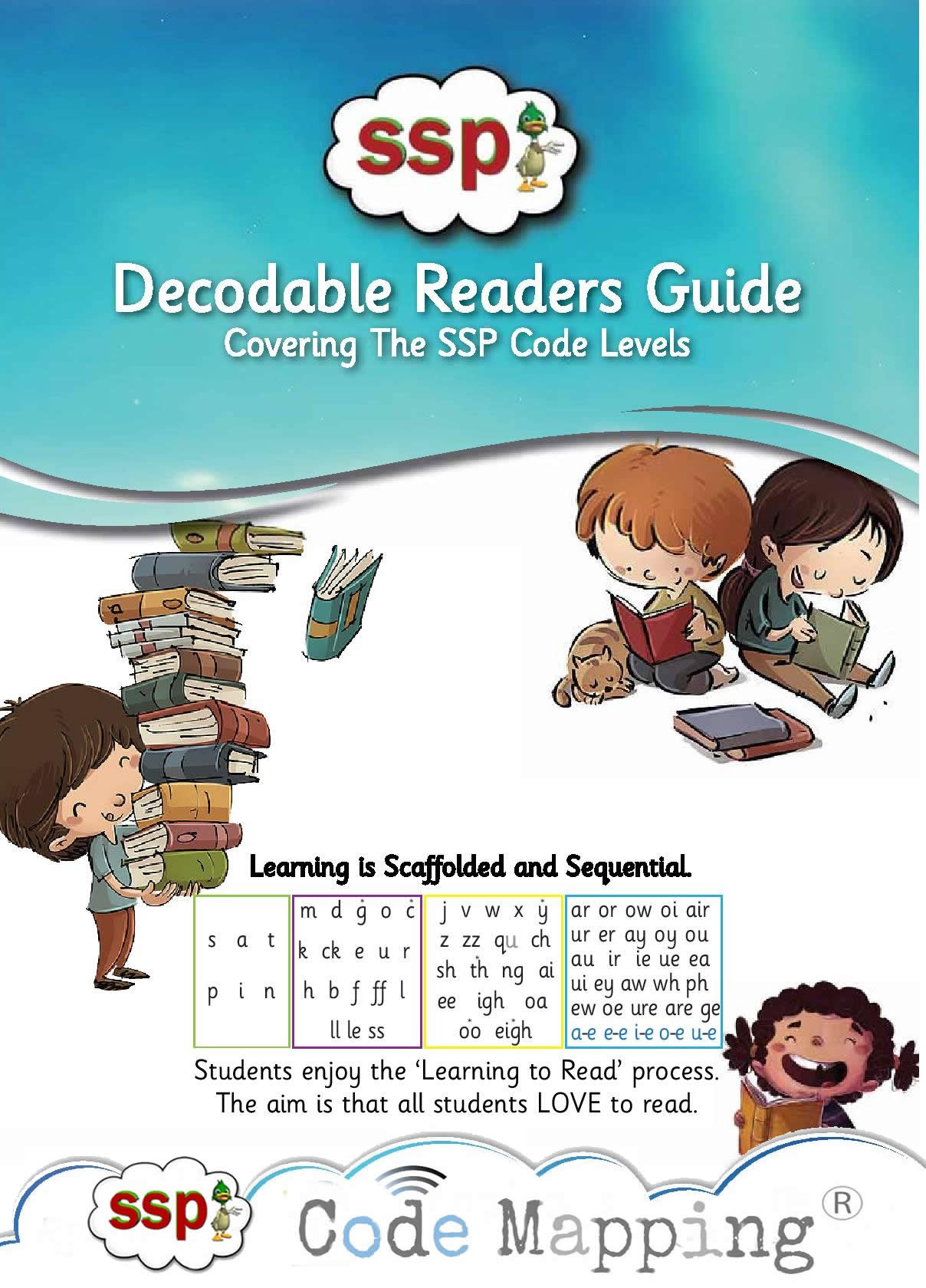 Decodable Readers Guide - FREE ! SSP Decodable Readers Australia Guide