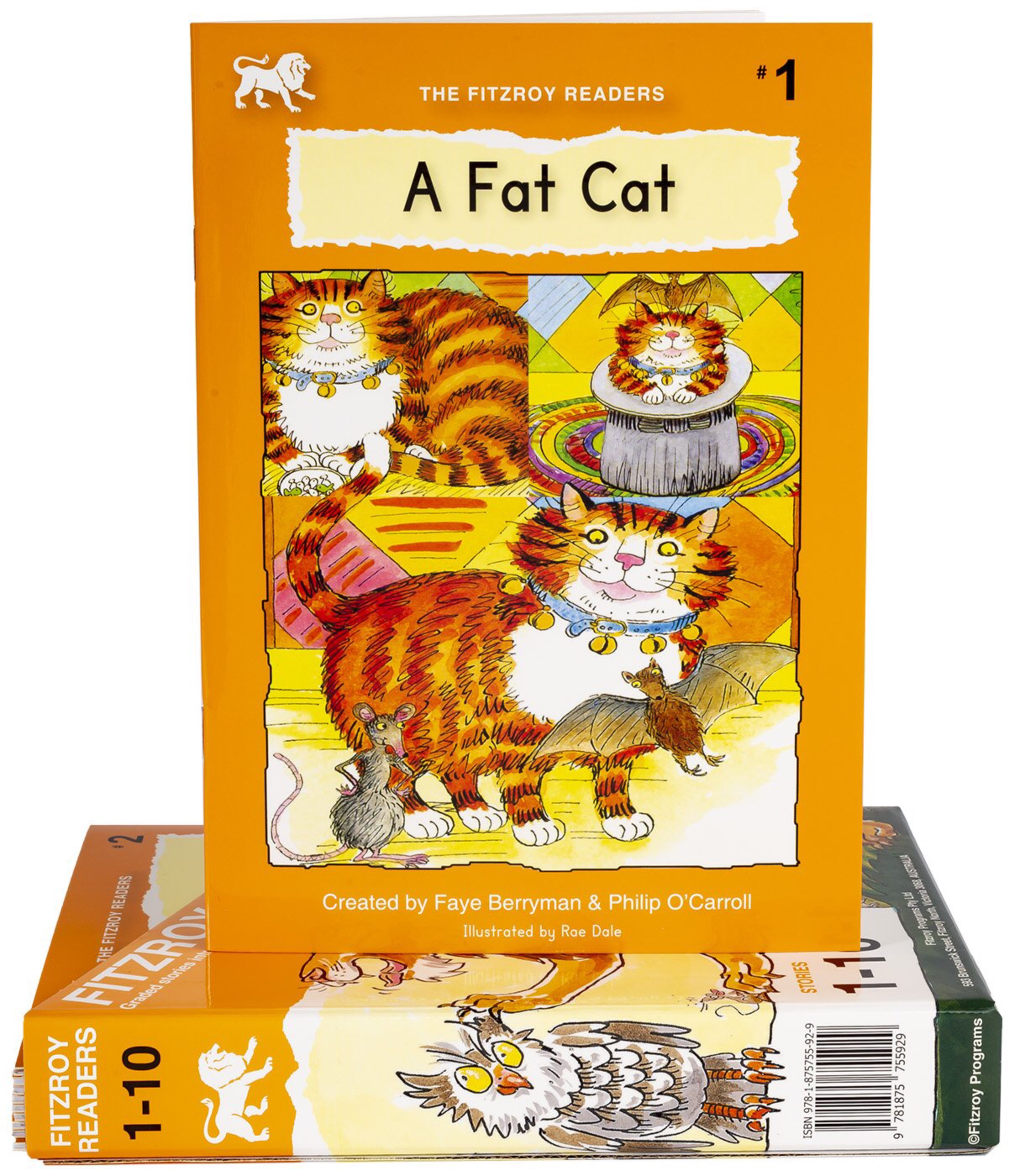 Decodable Readers - Fitzroy Readers - Full Set- Decodable Readers, Australian authors