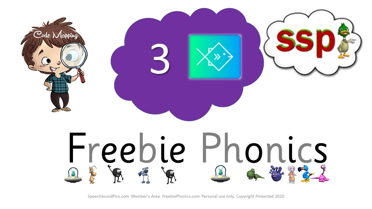 Freebie Phonics Purple Code Level 3 - Cats! Decodable Readers - First 20 free to non-members