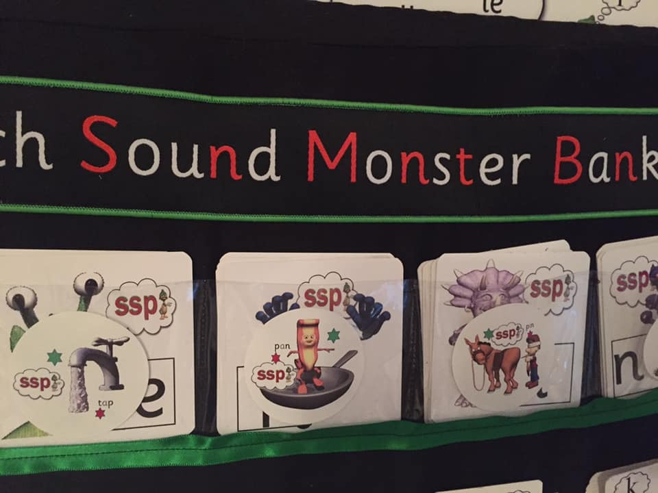 Add Sound Pics (Spelling) Cards to the Speech Sound Monster (Spelling) Bank!