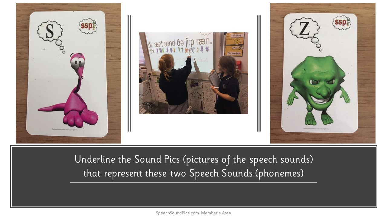 FreebiePhonics.com - Spot the Sound Pics (Spelling) - first 20 downloads free to non-members