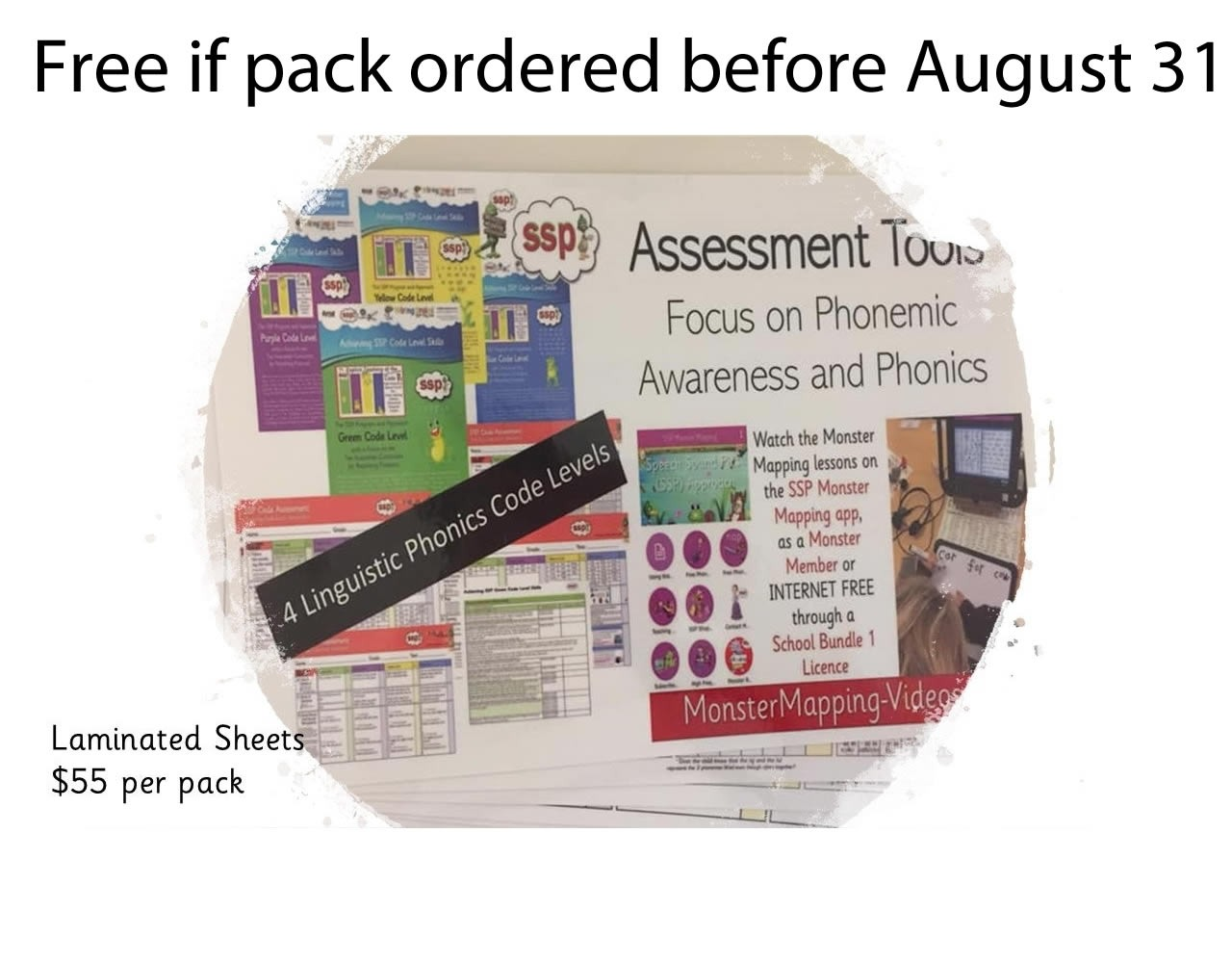 Class Starter Pack (Bundle B) - Suitable for Reception and Year 1