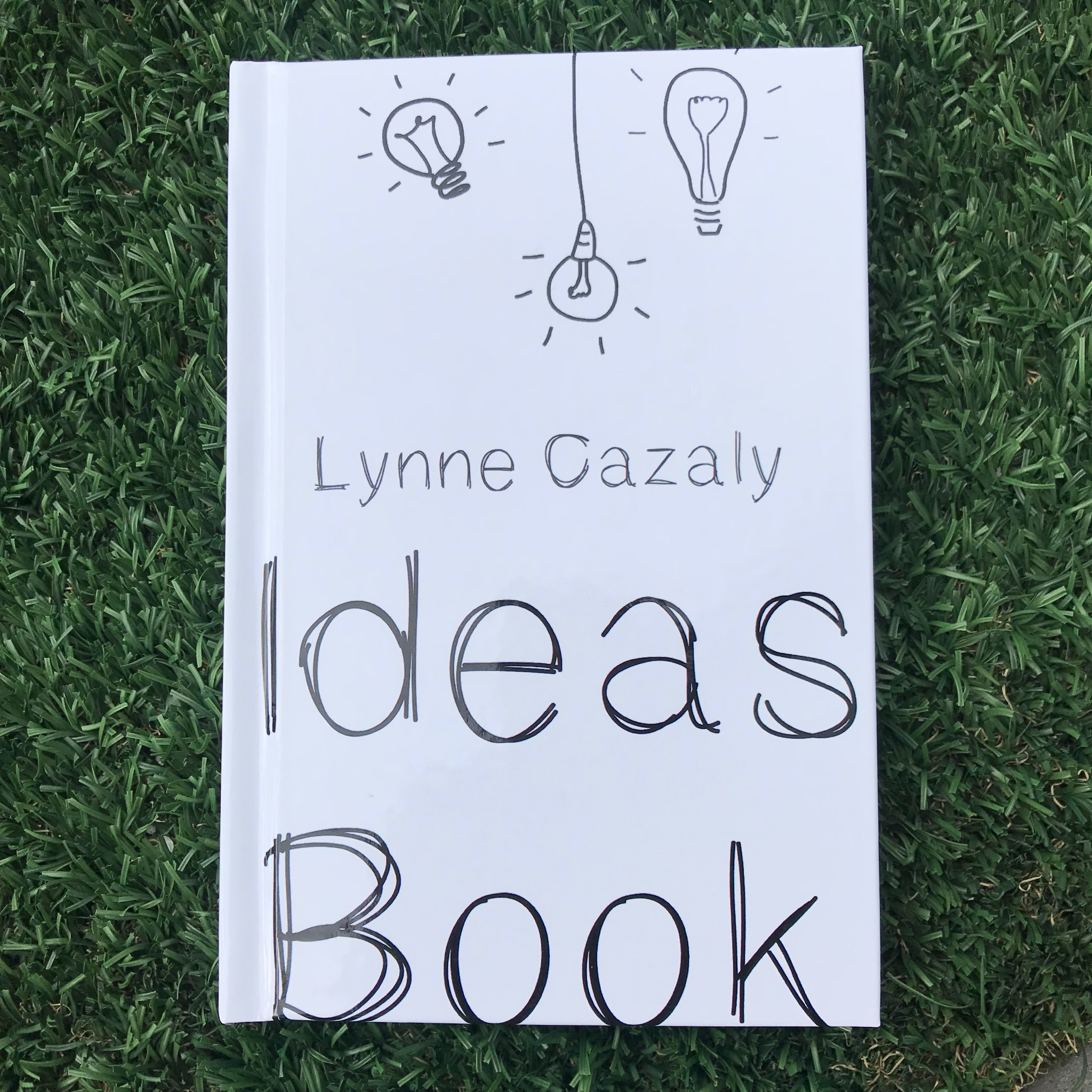 Lynne Cazaly Ideas Book