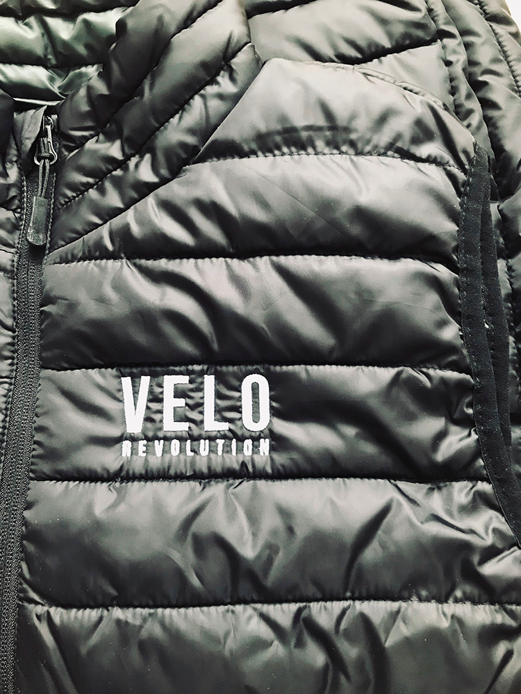Casual Sleeveless Quilted Jacket VELO